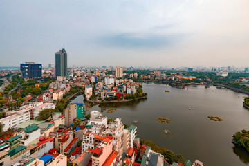 The City of Hanoi