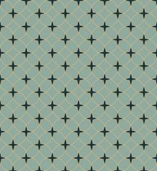 Geometric pattern vector. Japanese background. Retro graphic elements.