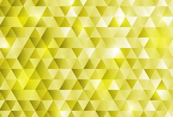 ゴールド トライアングル 背景