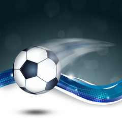 Soccer Footbal Background
