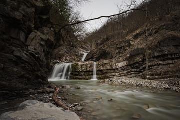 Cascate del Perino - Terza cascata
