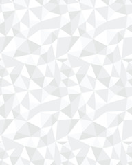 Seamless triangular pattern background, creative design templates
