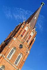 St. Anna-Kirche in Liepaja, Lettland