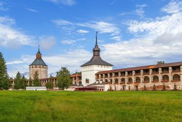 Kirillo-Belozersky Monastery, Russia