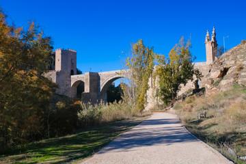 トレド アルカンタラ橋