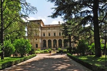 Roma, Villa Farnesina a Trastevere
