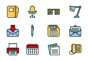 20 Office Icons