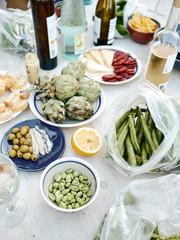 Dinner Prep and Tapas in Cadaqués, Spain
