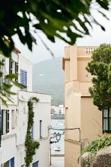 The coastal town of Cadaqués, Spain