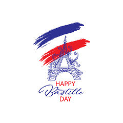Happy Bastille Day, 14th of July.