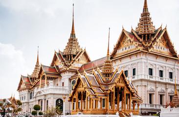 Chakri Maha Prasart throne hall, main throne hall of Grand Palace, Bangkok, Thailand