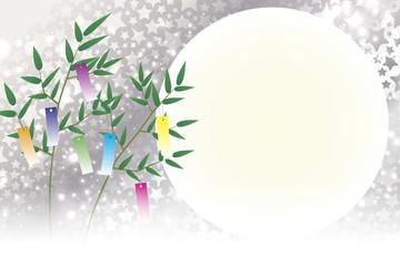 背景壁紙,和風素材,七夕飾り,祭り,伝統,短冊,笹の葉,初夏の行事,星屑,天の川,星屑,キラキラ,七月