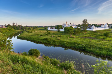 Travel around the Golden ring of Russia, Suzdal.