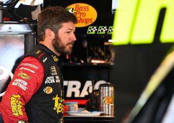 NASCAR: Overton's 400-Practice