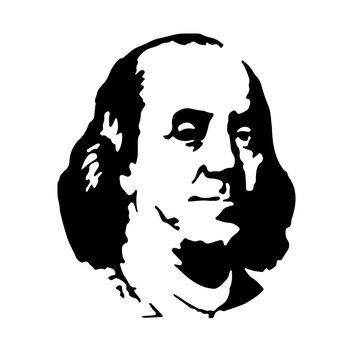 Benjamin Franklin vector