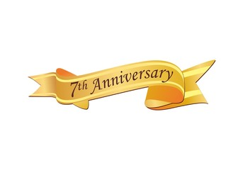 7th Anniversary Logo