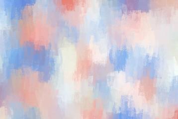 colorful beautiful brush stroke patter paint like illustration background