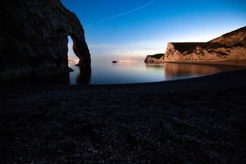 Night Sky and landscape photography on the south coast of England
