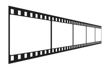 Movie strip. Vector.