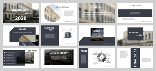 Business backgrounds of digital technology. Colored and blurred elements for presentation templates. Leaflet, Annual report, cover design. Banner, brochure, layout, design. Flyer. Vector illustration