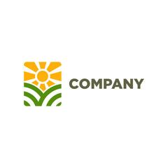 Sun Farm Logo.