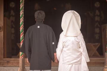 神前式 結婚式