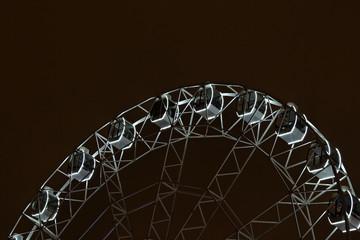 Ferris wheel - giant observation wheel