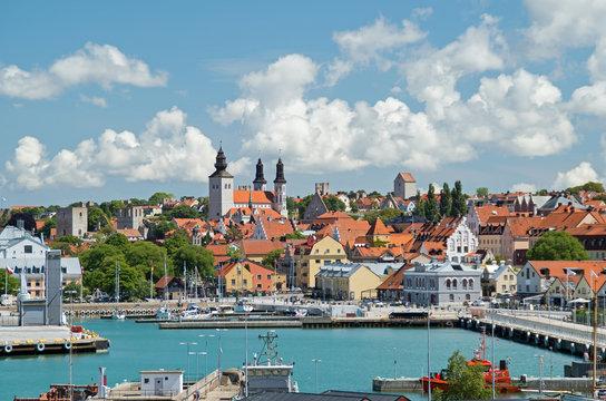 Visby, Gotland,Sweden