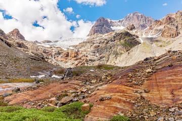 Alta Valmalenco (IT) - Valle e ghiacciaio di Fellaria Occidentale