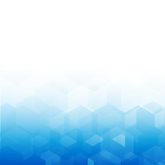 Geometric Low polygon abstract vector background.