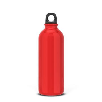 Blank sport bottle for liquid