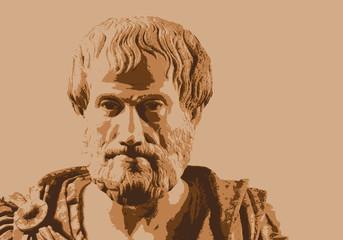 Aristote - philosophe - portrait - grec - personnage célèbre - personnage - historique - Grèce - antique