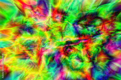 7484231ad Colorful Tie Dye Graphic Background Illustration