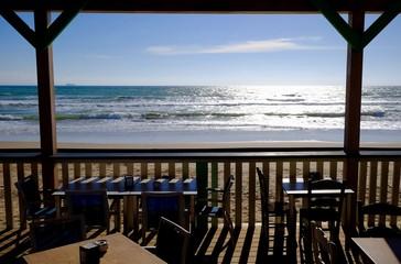 Ocean view restaurant Meerblick