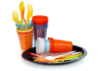 Single-use plastics, EU European directive to help environment.