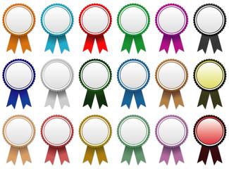 24 award badges