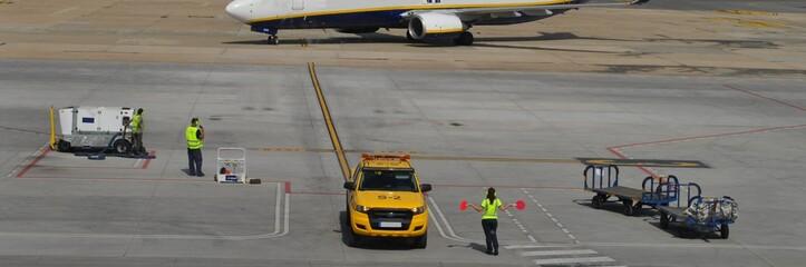 Obsługa lotniska