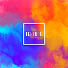 stylish abstract watercolor texture background