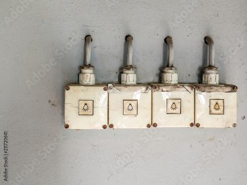 Retro lichtschalter