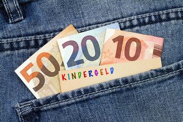 Kindergeldzahlung