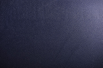 Blue plastic material seamless background and texture Horizontal