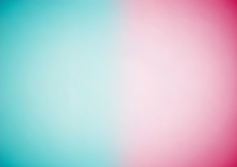 Wall Mural - Abstract blue and pink vector background