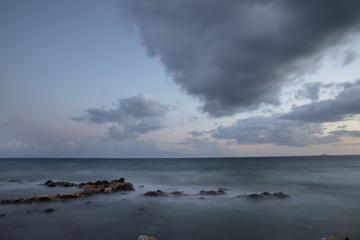 Sea Landscape ,Sea Stones ,Long Exposure