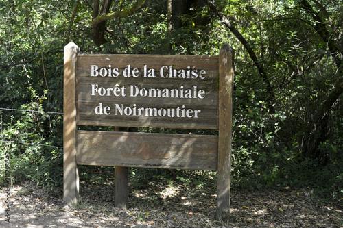 Le Bois De La Chaise Ile Noirmoutier Vendee Pays Loire 85