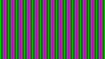 RGB halftone color lines. Abstract chromatic aberrations pattern. The layout of the color RGB components. Picture of broken TV screen. Horizontal resizable technology background, ready for use