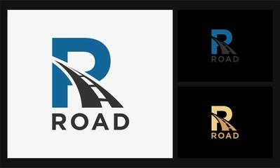 R road logo