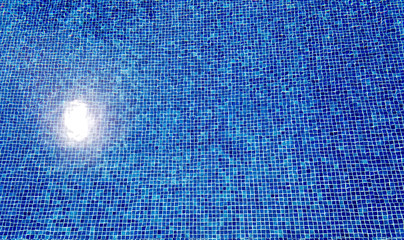 Swimming pool water background