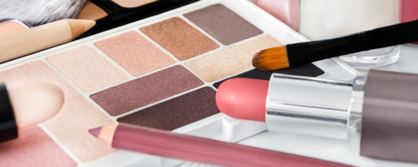 Cosmetics  -  Make up  -  natural colors