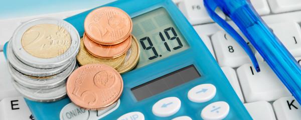 9,19  Euro Mindestlohn 2019