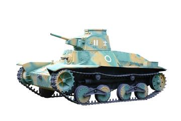 Type 95 Ha-Go light tank (Japan)